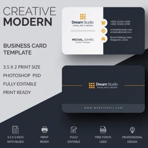 smart bussines card