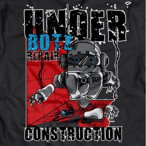 Botz Under Construction