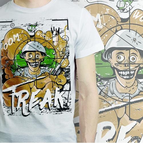 Freak Soldier..