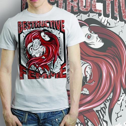 Destructive Femme..