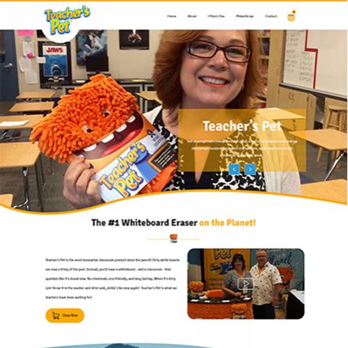 Teacherspet4u.com website