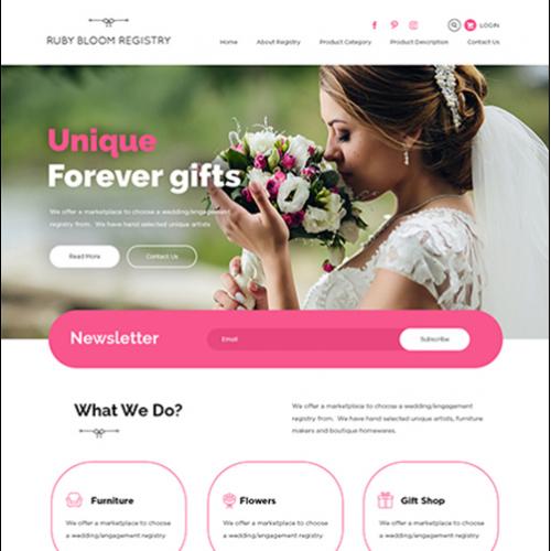 marketplace wedding registrar