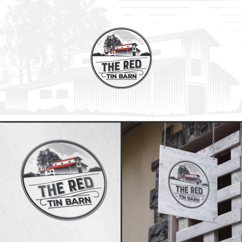 (unused) Red Barn Logo
