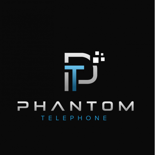 logo for phantom telephone