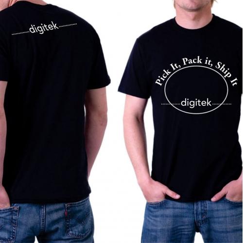 Digitek T-shirt Design