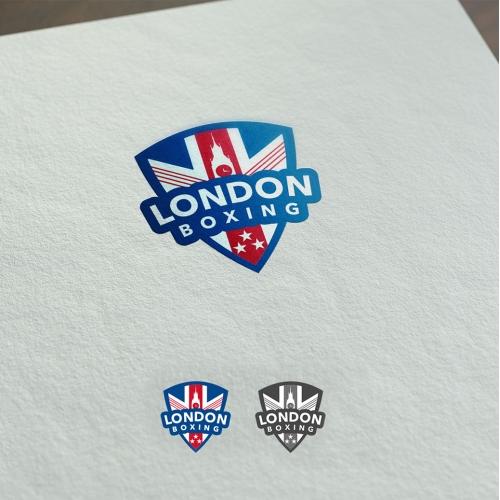London Boxing Logo Design