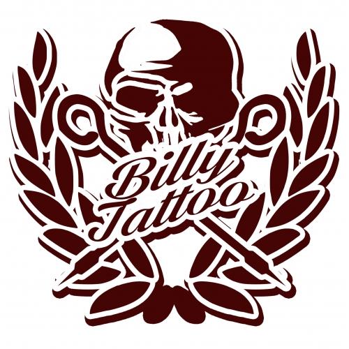 Tattoo Shop Logo