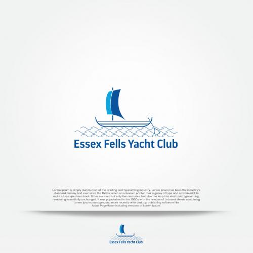 Logo Design For Yacht Club