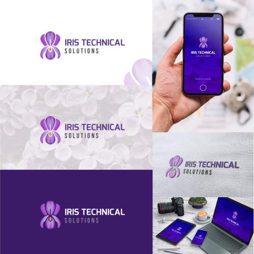 Technology Logo Branding