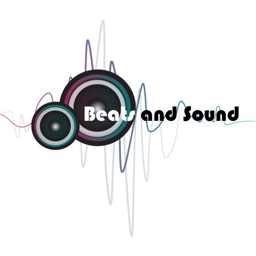 Beats and Sound Logo