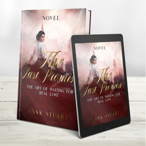 Book Cover Design for Love Story