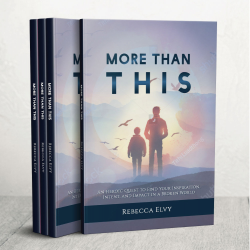 More Than This Book Cover Design