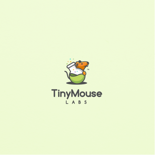Tiny Mouse Labs Logo Design