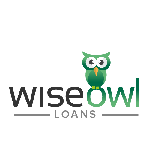 logo for wise owl loans