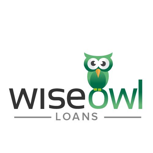 logo for wise owl loans