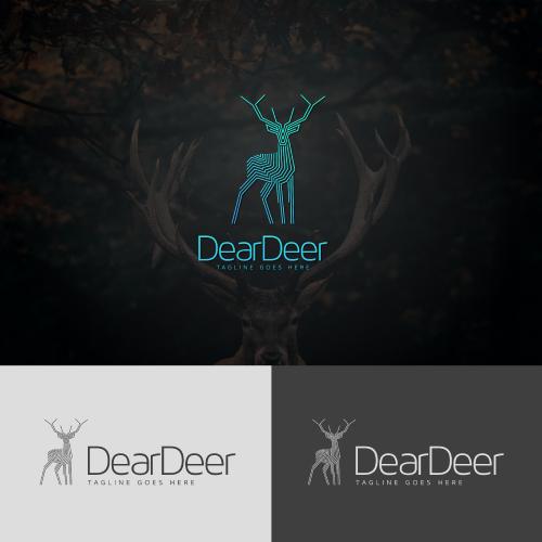Dear Deer Logo