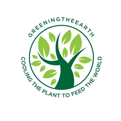 Greening The earth