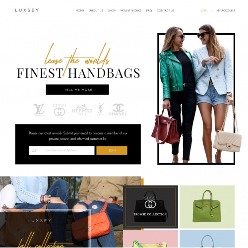 Luxsey Luxury Bags