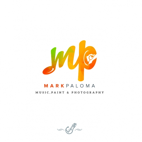 Mark Paloma Personal Logo for Talents