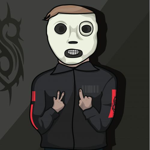 Corey Taylor Slipknot Fan Art