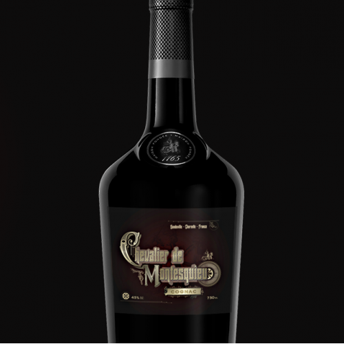 Cognac label