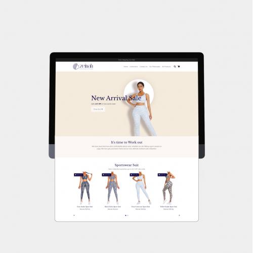 Zeinah Web Design