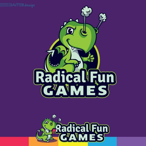 radical fun games