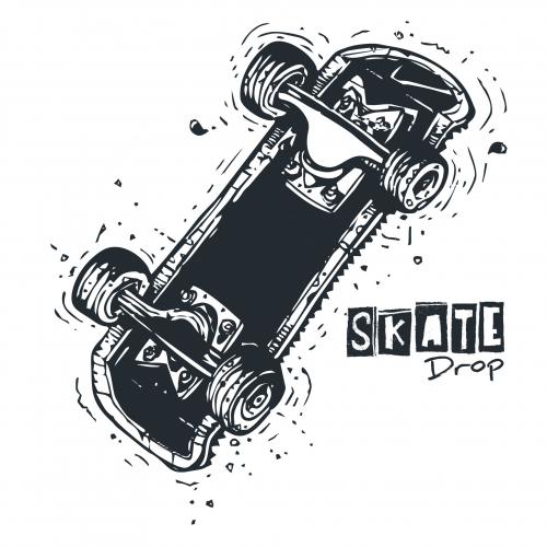Skate Drop