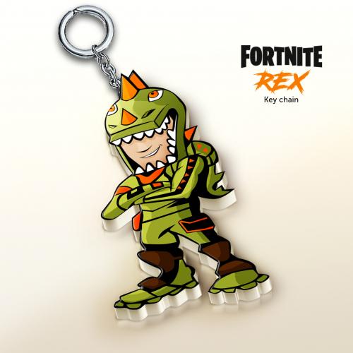 key chain fortnite design