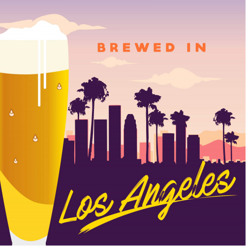 Brewed in LA