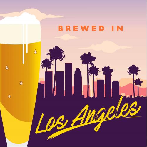 Brewed in LA