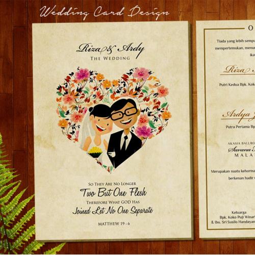 Wedding Card Designs