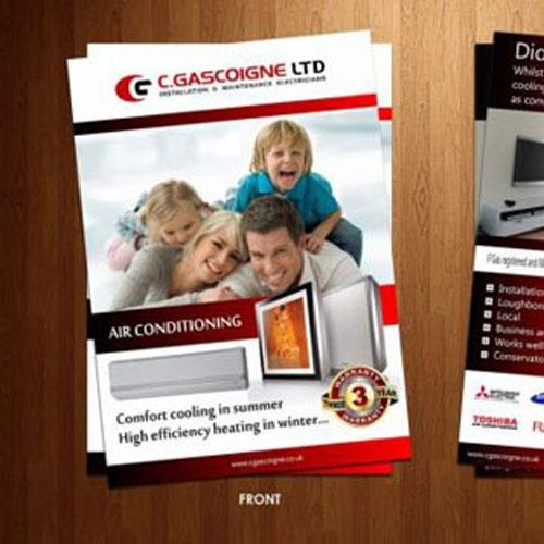 Gascoigne brochure