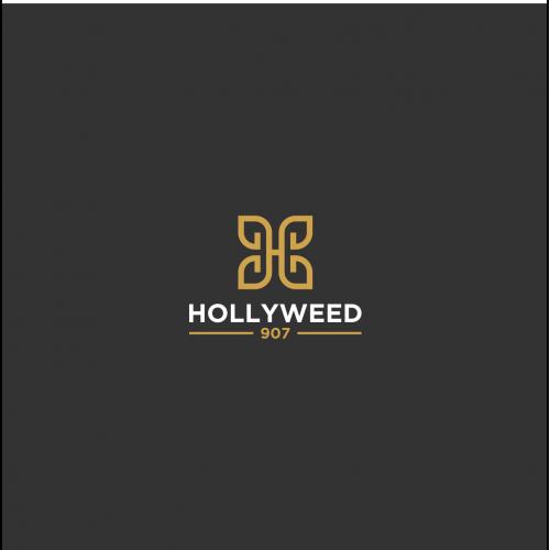 Hollyweed Logo