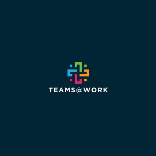 teams@work Logo Design