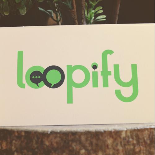 Loopify Logo Design
