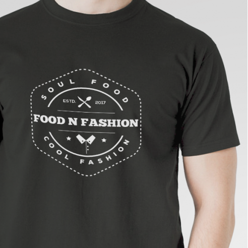 Logo for Food and Fashion
