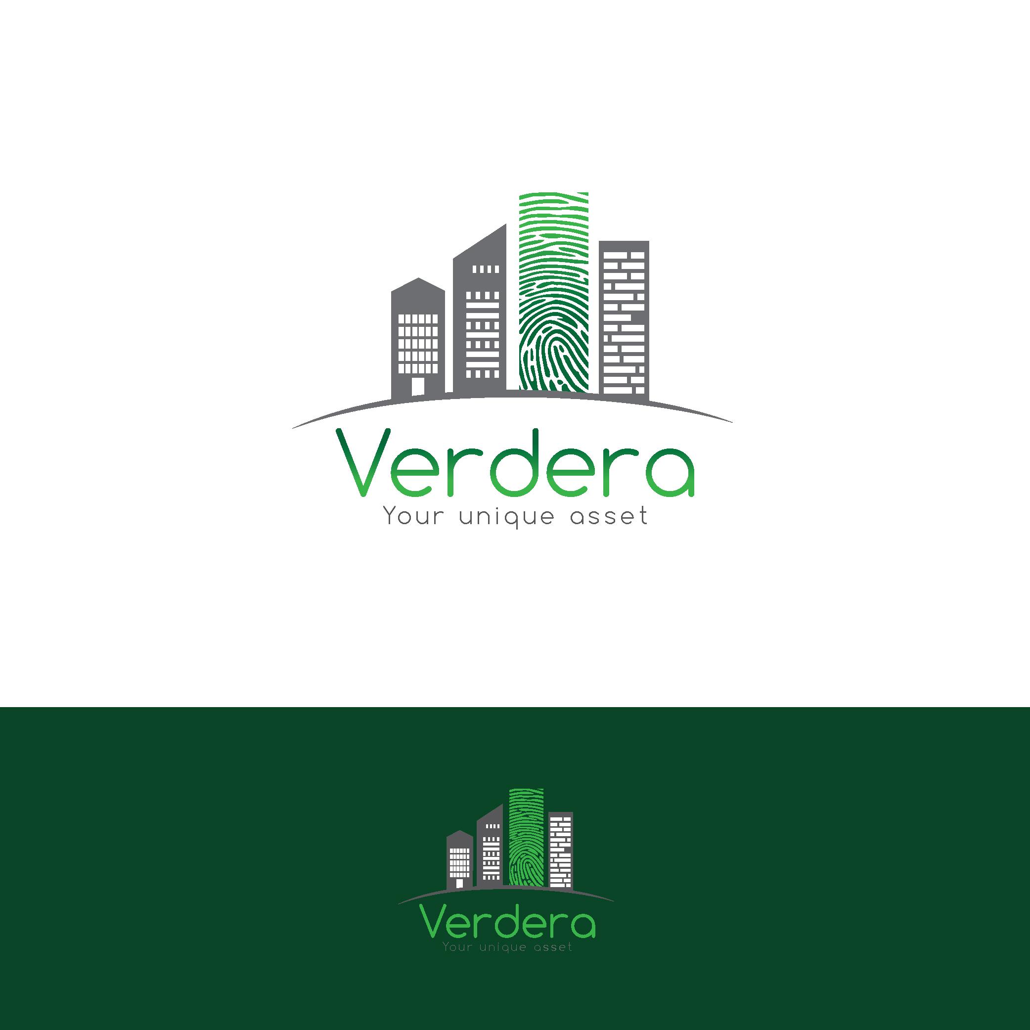 Winning Entry #155 for Logo Design contest - Commercial Real Estate - Logo & More for Verdera Partners - original