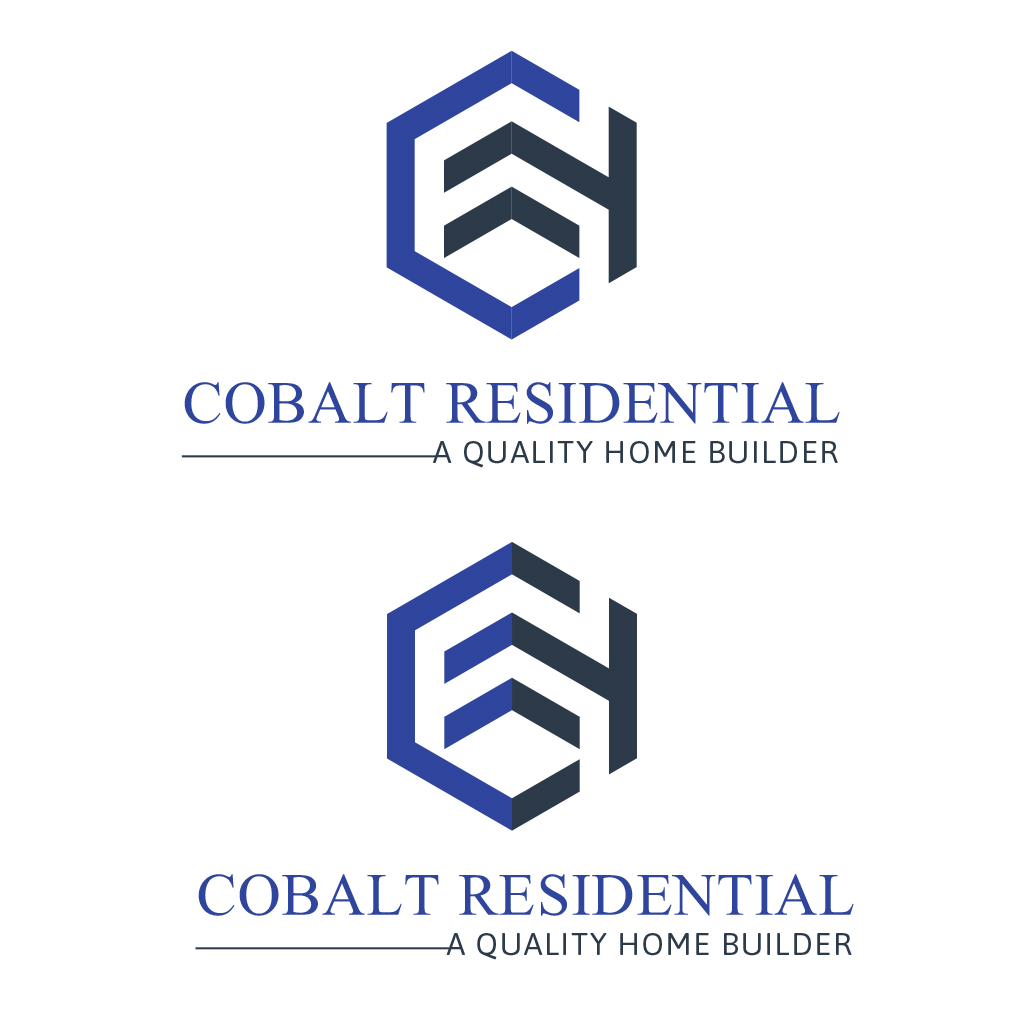 Winning Entry #121 for Logo Design contest - Real Estate & Mortgage Logo Design required by COBALT RESIDENTIAL - original