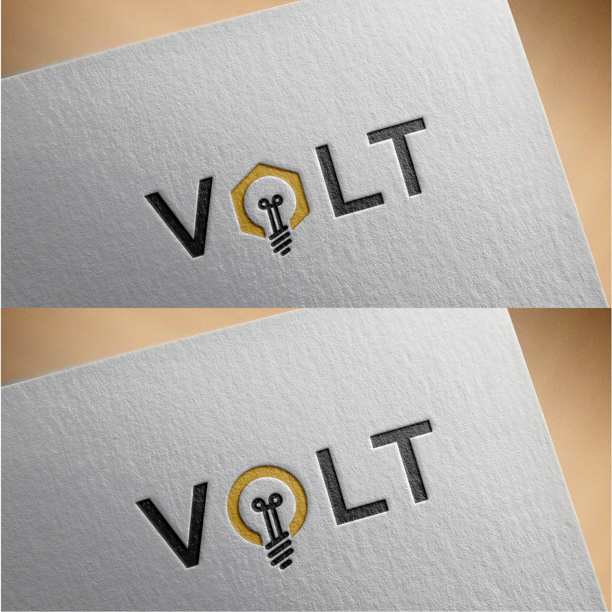 Winning Entry #83 for Logo And Business Card Design contest - Company Logo And Business Card Design required by Volt - original