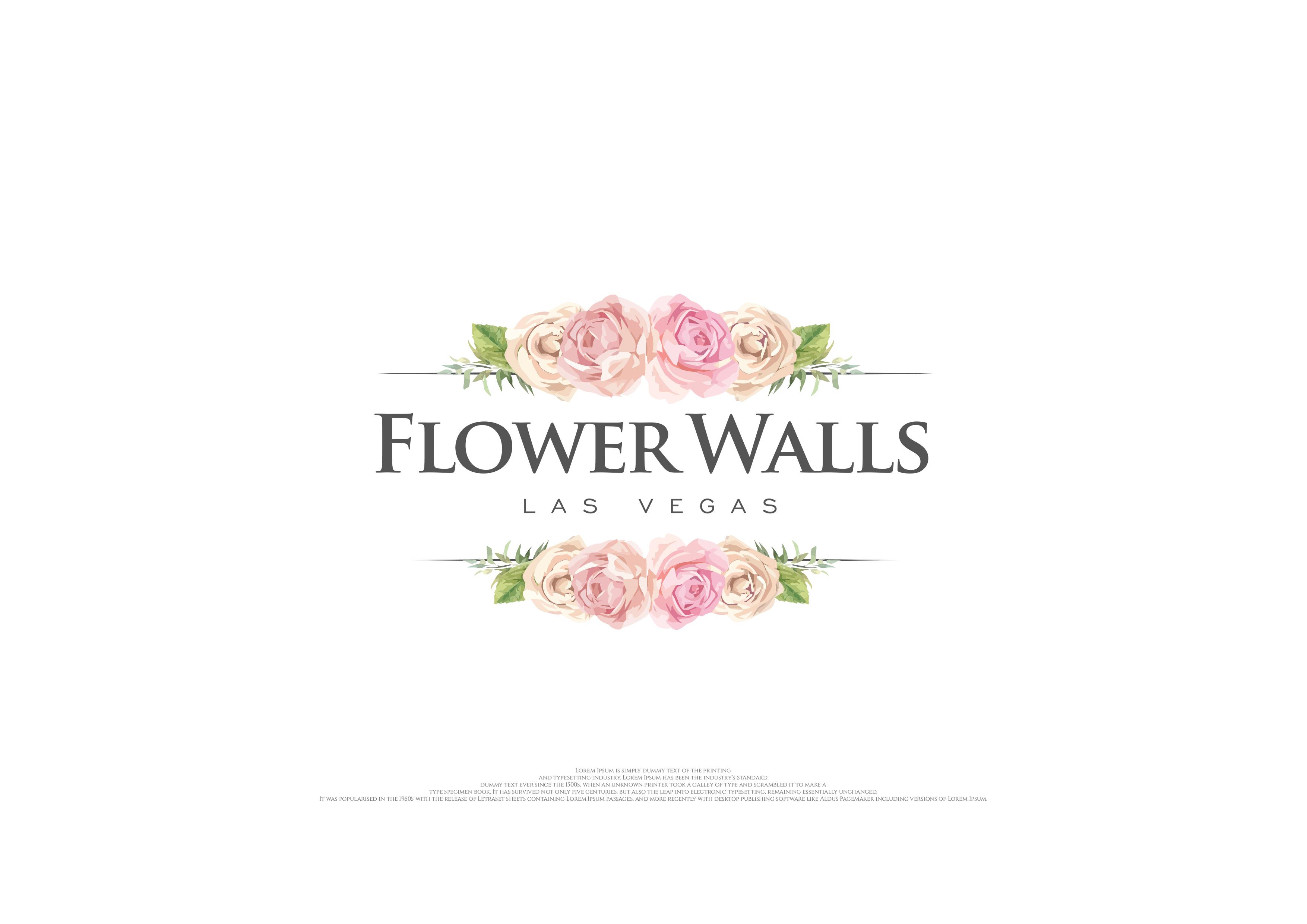 Winning Entry #99 for Logo Design contest - Floral Logo Design required - original