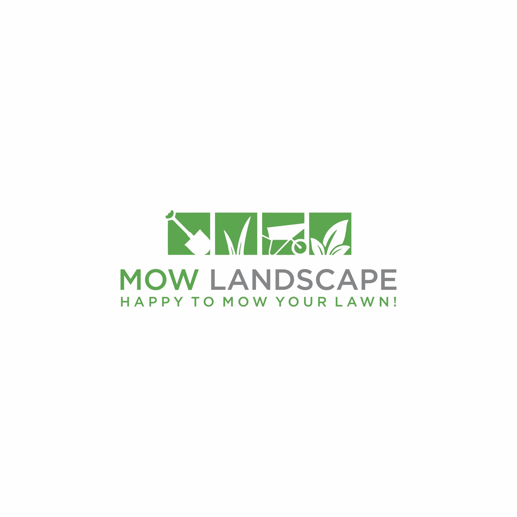 Winning Entry #110 for Logo Design contest - Start up landscape company located just north of Chicago looking for a logo! - original