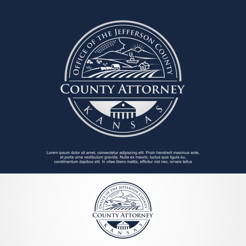 Participating Entry #33 for Logo And Business Card Design contest - Attorney & Law Logo And Business Card Design required - original