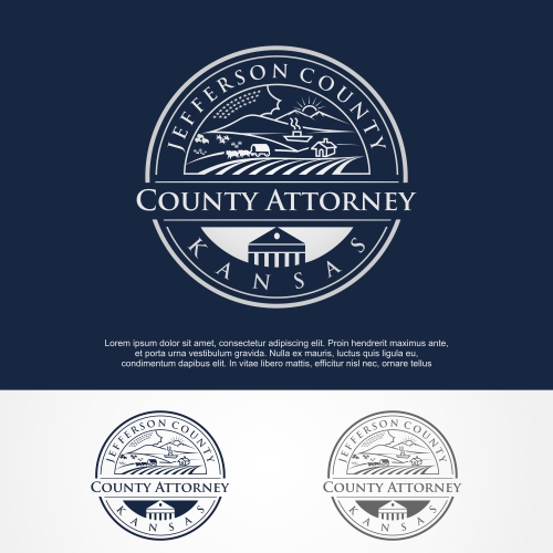 Winning Entry #36 for Logo And Business Card Design contest - Attorney & Law Logo And Business Card Design required - original