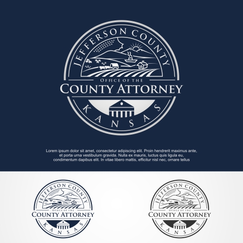 Participating Entry #34 for Logo And Business Card Design contest - Attorney & Law Logo And Business Card Design required - original