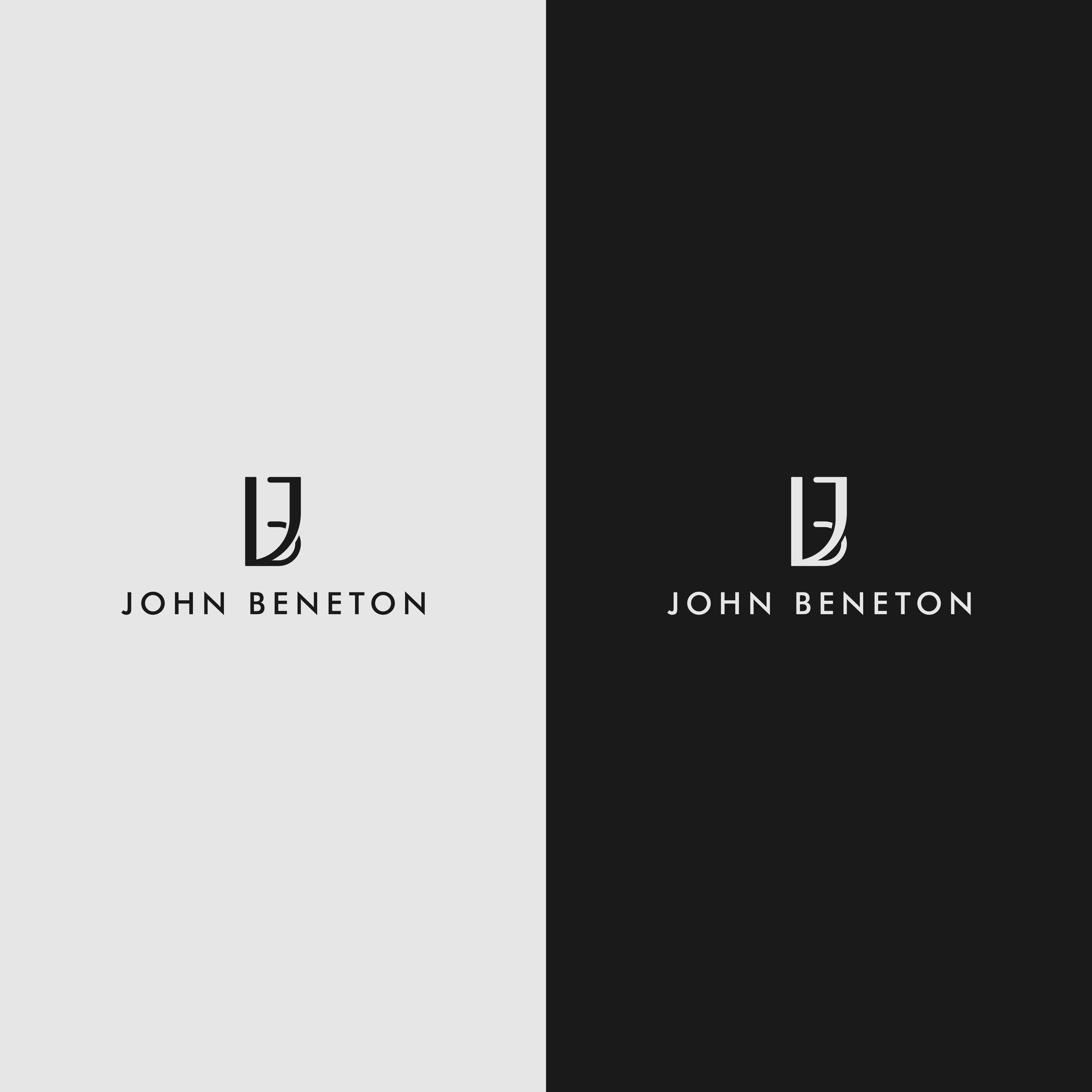 Winning Entry #81 for Logo Design contest - John beneton jewelry looking for identification - original