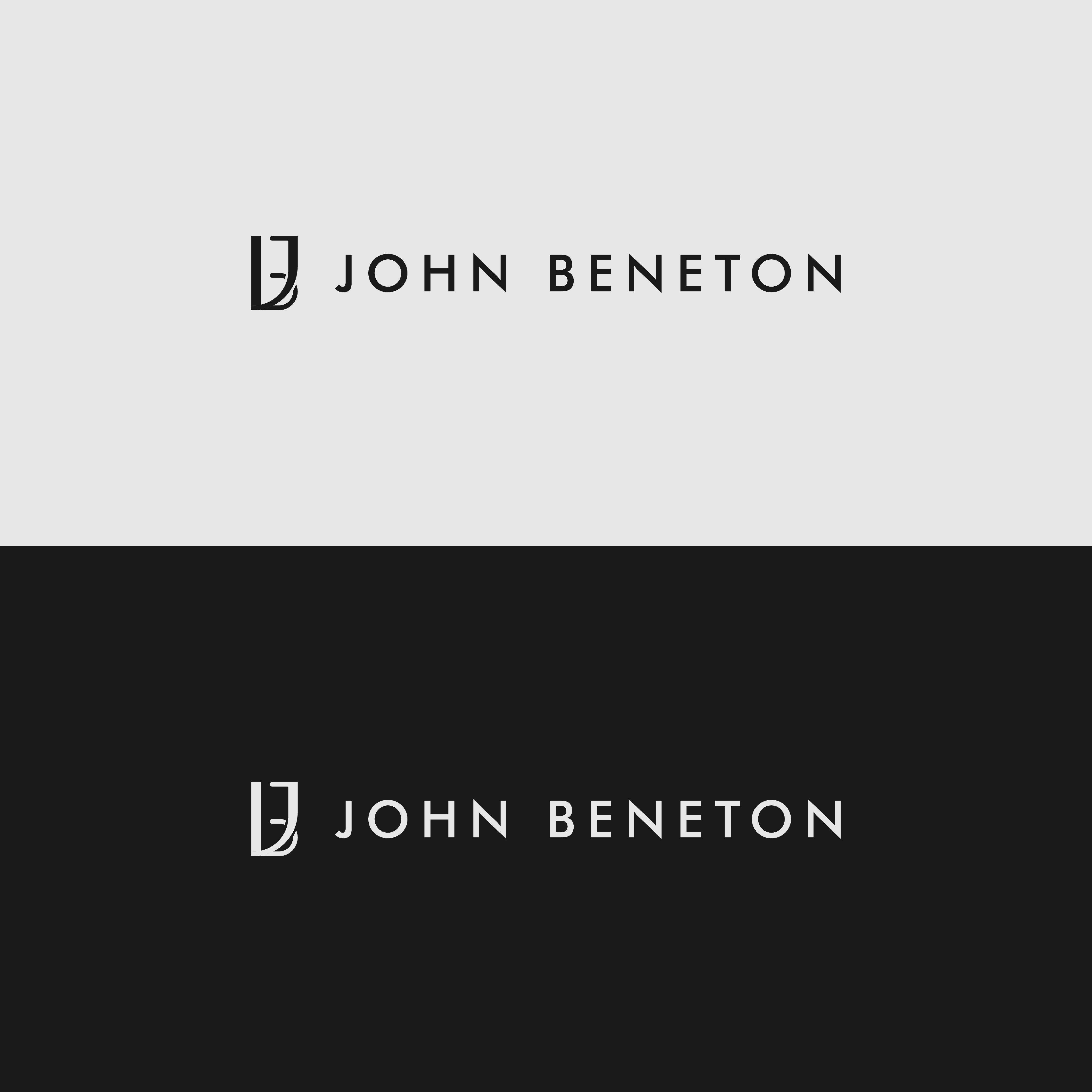 Participating Entry #82 for Logo Design contest - John beneton jewelry looking for identification - original
