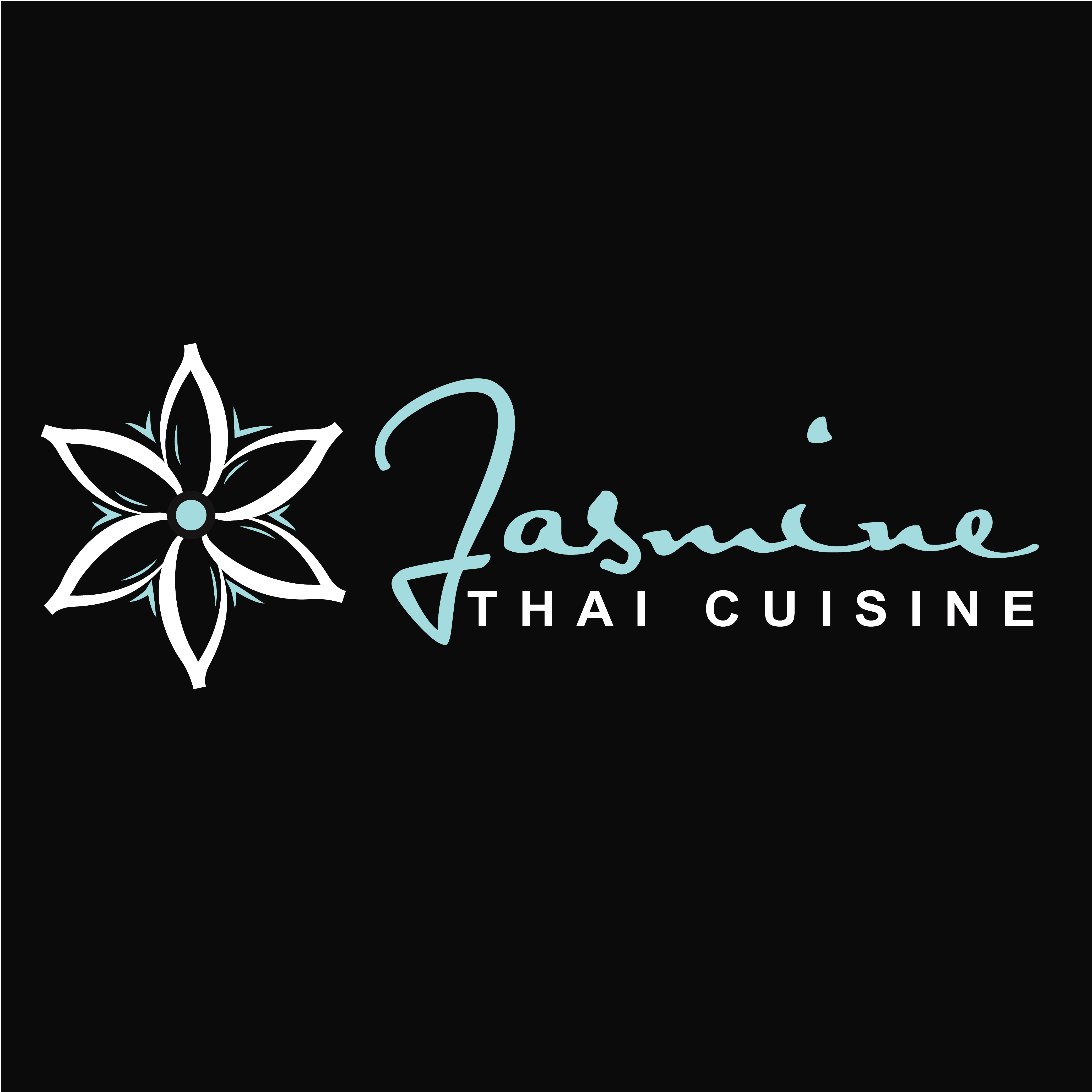 Winning Entry #89 for Logo Design contest - Jasmine Thai cuisine - original