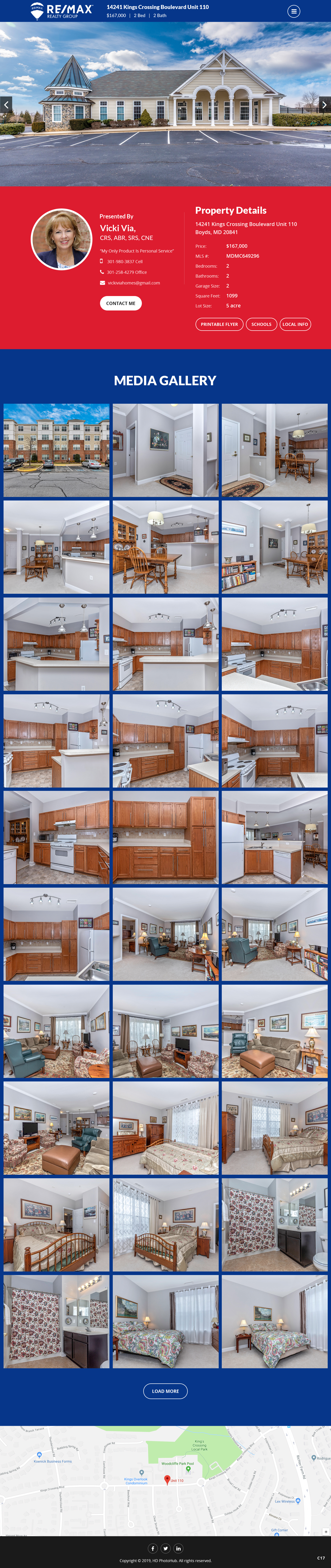 Participating Entry #13 for Website Design contest - Single Real Estate Property Listing Website Template - original