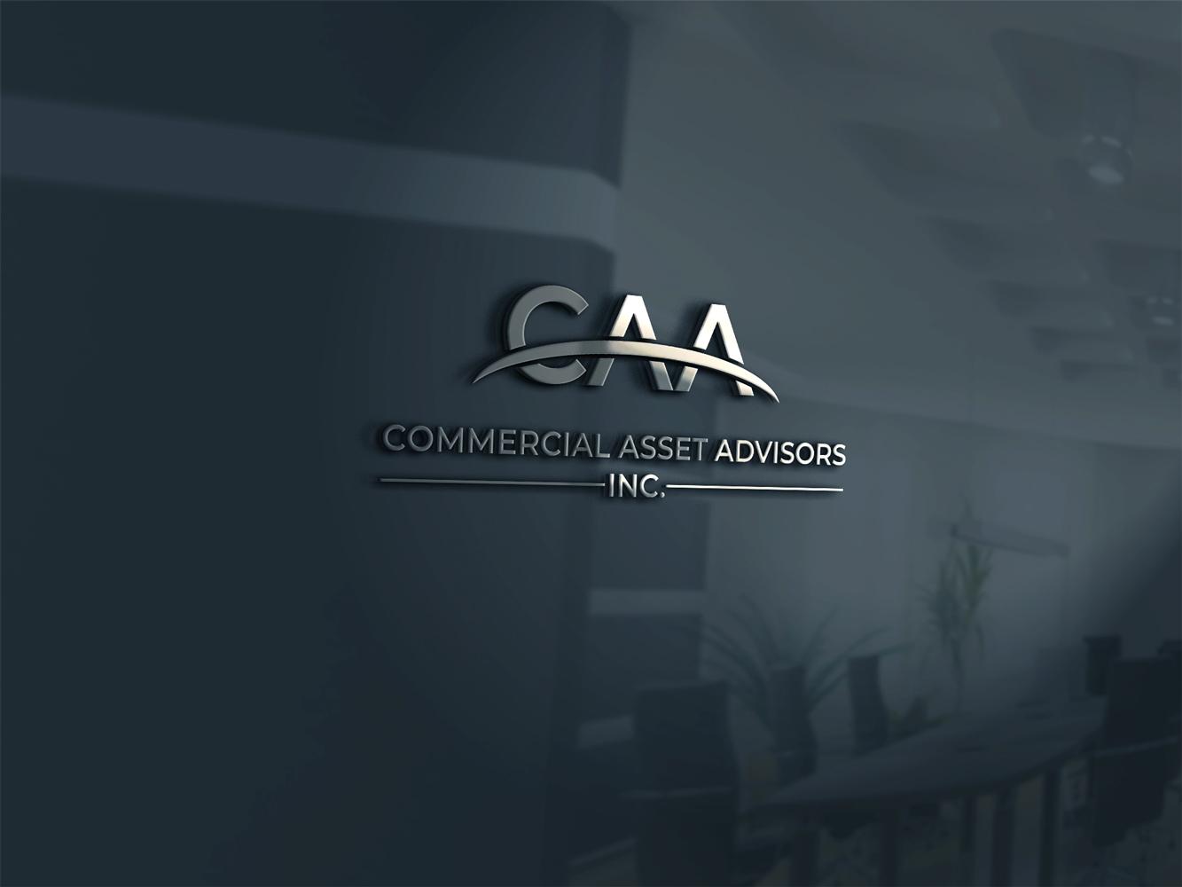 Winning Entry #98 for Logo Design contest - Create a logo for Commercial Assest Advisors, Inc. - original